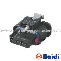 Wholesale 1-1718645-1 Wiring Harness Connectors Female Black Color original imported from china suppliers