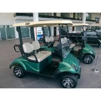 Wholesale Green 48V 3KW Precedent 2 Seater Golf Carts With Rear Drum Brake For Golf Courses from china suppliers