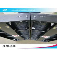 Wholesale Flexible 1R1G1B 43264 dot/m2  60HZ P4.81mm Full Color Curve Large Led Display Screen from china suppliers