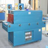 Buy cheap thermal break aluminum contraction packaging machine SSM-350 from wholesalers