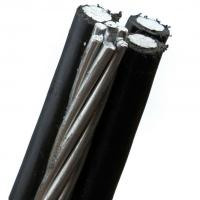 Wholesale PE / XLPE Insulation Muti Core Aluminum Conductor Drop Wire 0.6KV / 1KV from china suppliers