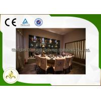 Wholesale Professional Custom Restaurant Hibachi Grill Indoor / Outdoor Teppanyaki Table from china suppliers