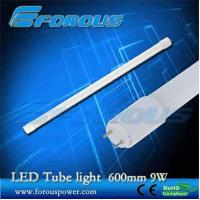 Wholesale 600mm 9w t8 led tube light with energy saving UL TUV interior lighting/Glass tube from china suppliers