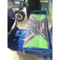 Quality 12 Tube Controller Electric Cago Tricycle , 48V 650W Three Wheel Motorcycle for sale