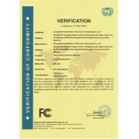 Guangzhou RoadPassion Electronics Technology Co., Ltd. Certifications