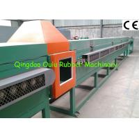 Wholesale High Output Seal Strip Extruder Rubber Production Line , Sealing Strip Rubber Extrusion Equipment from china suppliers
