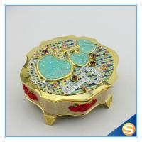 Wholesale New Fashion Cosmetic Box with Jewelry Box Desk Decorative Box from china suppliers