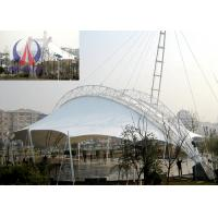 Wholesale Sun Proof High Strength Tensile Fabric Roof Structures For Stadium Large Span Life from china suppliers