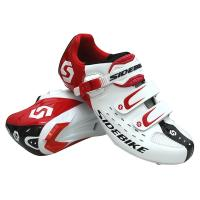 Wholesale Durable SPD Indoor Cycling Shoes Geometry Design Body High Pressure Resistance from china suppliers