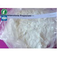 Wholesale 99% Raw Steroid Powders Drostanolone Propionate for Bodybuilding CAS 512-12-0 from china suppliers