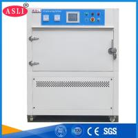Quality Weathering UV Aging Test Chamber , Uv Accelerated Weathering Test Machine for sale