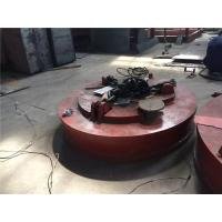 Wholesale industrial strength Electric Lifting Magnets 900-1100 kg Lifting Capacity MW5 series from china suppliers