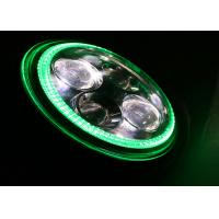 Wholesale Green Halo Ring Motor Headlights from china suppliers