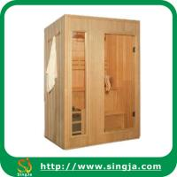 Wholesale Luxury Wooden Sauna Cabin Room(SR-C7) from china suppliers