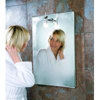 Wholesale Indoor Clear Silver Glass Mirror For Bathroom , No distortion from china suppliers