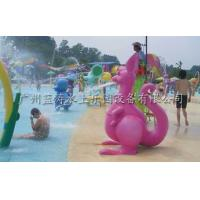 Wholesale Kangaroo Style Water Fountain Spray Park Equipment For Amusement Park from china suppliers