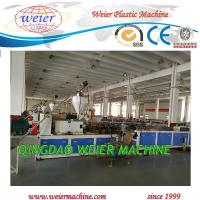 Wholesale 37kw 300*25mm Profile Extrusion Machine Solid Type Wall Panel from china suppliers