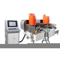 Buy cheap CNC Glass Safety Corner Edging Polishing Machine,CNC Glass  Corner Grinding  Machine,CNC Glass Corner Chamfering Machine from wholesalers