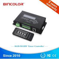 Wholesale Zhuhai Bincolor BC-300 DMX512 signal input XLR-3 RJ45 RGB RGBW led time controller from china suppliers