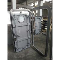 Wholesale 1000×500--1800×900mm Marine Weathertight Single - leaf Steel Doors from china suppliers