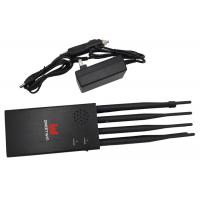 Wholesale 8 Band Portable High capacity Mobile Phone Signal Jammer Block All 2G 3G 4G from china suppliers