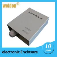 Wholesale Durability waterproof Electronic Enclosure for CCTV from china suppliers
