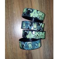 Buy cheap Funny Custom Silicone Wristbands from wholesalers