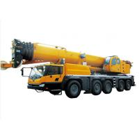 Wholesale Retractable Boom hydraulic crane truck , 130 Ton large mobile crane from china suppliers