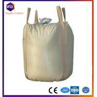 Quality virgin material fibc ton bags Bulk containers pp FIBC 1000 kg big bag for  sand for sale