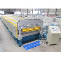 Wholesale 415V/50Hz Roofing Sheet Roll Forming Machine For India Market Coil Width1450MM from china suppliers