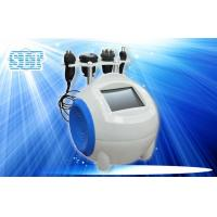 Wholesale 4 In 1 Ultrasonic Cavitation Body Slimming Machine / Tripolar Radio Frequency Facial Lift from china suppliers