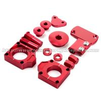 Wholesale High Strong MX Bling Kit Honda CNC Milled Off Road Spare Parts from china suppliers