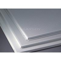 Wholesale Beveled Edge office suspended ceiling tiles ,  Perforated aluminum ceiling panels from china suppliers
