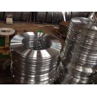 Wholesale 0.15mm - 3.0mm 201 304 Stainless Steel Strip Coil Slanted Edge For Pipes from china suppliers
