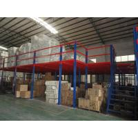 Wholesale Heavy Duty Industrial Mezzanine Floors Customized With Handrail / Stairs / Elevator from china suppliers