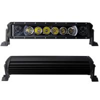 Wholesale 60 Watt Single Rows LED Car Light Bar ( 10W CREE ) With Skull Logo Which Change With Working Voltage And The Power from china suppliers