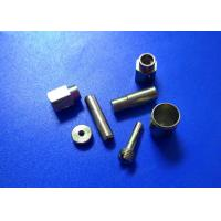 Wholesale Custom Stainless Steel / Brass Fasteners Square Flat Nuts For Muscial Equipment from china suppliers