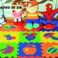 Wholesale Top Quality Jigsaw Mat with Animals , Fruit and Traffic Non-toxic, Environmental from china suppliers