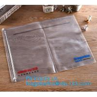 Wholesale plastic slider garment bag, packaging for shirts/clothing/underwear, ziplock slider travel toothbrush toothpaste bag from china suppliers