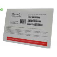 Quality Genuine Windows 7 Pro Key Code Win 7 Pro OEM Pacakge 32 Bit / 64 Bit English Pack for sale