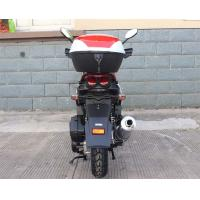 Quality Electric / Kick Starting 50cc Adult Motor Scooters With 2 Big Head Lights for sale