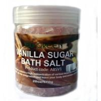 Wholesale Natural Moistening And Relexing SPA Bath Salts / Mineral Crystal Body Salt from china suppliers