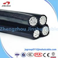 Wholesale Outdoor Triplex Service Drop Cable ACSR Wire Oyster Customised Size from china suppliers