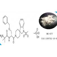 Wholesale White Crystalline Powder SARMS Bodybuilding MK -677 / Ibutamoren Mesylate CAS 159752-10-0 from china suppliers