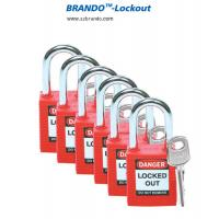 Quality Top sale Loto locks supplier and Manufacture for Safety padlocks, KD keyed system Locks for sale