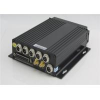 Wholesale GPS SD And G-sensor Full Functions 4 Channel Mobile DVR Talkback PTZ 1 Channel / 4 Channel from china suppliers