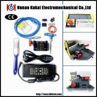 Buy cheap Tubular Keys Manual Key Cutting Machinery With Replaceable Clamp from wholesalers