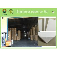 Wholesale One Side Coated Blister Blister Board Paper Roll 1092 / 1194mm Full Gsm from china suppliers