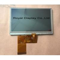 Quality RYT043 4.3 Inch 480X272 Lcd TFT Screen With 40pin FPC / Parallel 24bit RGB for sale