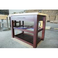 Wholesale sell Butcher Blocks - Butcher Block, Cutting Board, Counter Top Kitchen Cart from china suppliers